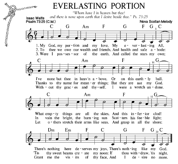 Everlasting Portion