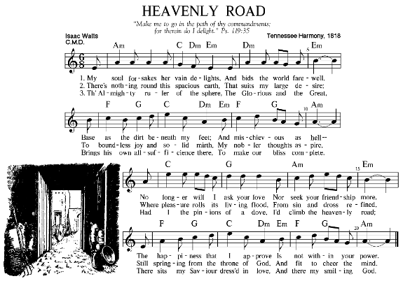 Heavenly Road