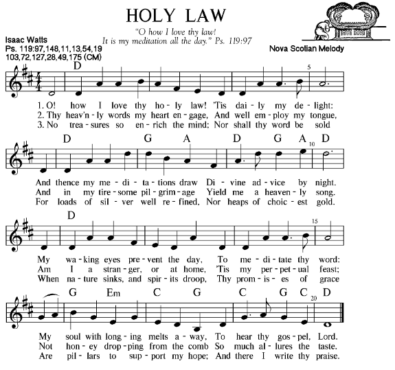 Holy Law